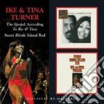 Ike & Tina Turner - Sweet Rhode Island Red cd musicale di Ika & tina Turner