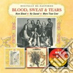 New blood/no sweat/more that ever cd musicale di Sweat & tears Blood