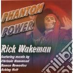 Rick Wakeman - Phantom Power cd musicale di WAKEMAN  RICK