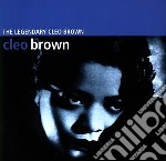 Brown, Cleo - Legendary cd musicale di Cleo Brown