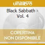 VOLUME 4 cd musicale di BLACK SABBATH