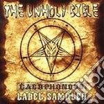 Unholy Bible: Cacophonous Label Sampler cd musicale di Bible Unholy