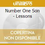 Number One Son - Lessons cd musicale