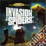 Invasion of the spiders cd musicale di Space