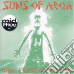 Suns Of Arqa - Total Eclipse Of The Suns cd musicale di Suns of arqa