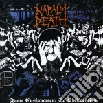 Napalm Death - From Enslavement To Obliteration cd musicale di Death Napalm