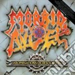 Morbid Angel - Abominations Of Desolation cd musicale di Angel Morbid