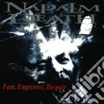 Napalm Death - Fear, Emptiness, Despair cd musicale di Death Napalm