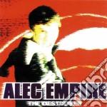 Alec Empire - The Destroyer cd musicale di EMPIRE ALEC
