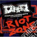 Riot Zone cd musicale di Zone Riot