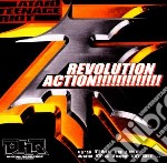 Atari Teenage Riot - Revolution Action cd musicale di ATARI TEENAGE RIOT