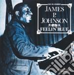 Johnson, James P - Feelin` Blue cd musicale di JAMES P.JOHNSON