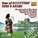 Various - The Best Of Scottish Pipes & Drums cd musicale di ARTISTI VARI