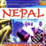 SACRED MUSIC FROM NEPAL cd musicale di Deben Bhattacharya