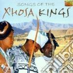 SONGS OF THE XHOSA KINGS cd musicale di Blues Ntaka