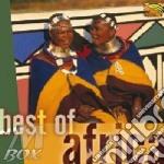 Various - Africa - The Best Of Africa cd musicale di Artisti Vari