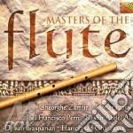 MASTERS OF THE FLUTE cd musicale di ARTISTI VARI
