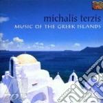 MUSIC OF THE GREEK ISLANDS cd musicale di Michalis Terzis
