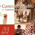 CANTES DEL PUEBLO cd musicale di Artisti Vari
