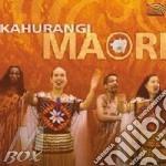 MAORI cd musicale di KAHURANGI