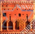 Hassan Chalf - Rhythms Of Morocco cd musicale di Chalf Hassan