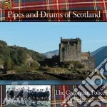 PIPES AND DRUMS OF SCOTLAND cd musicale di GRAMPIAN POLICE PIPES BAND
