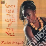 SONGS FROM THE SOURCE OF THE NILE cd musicale di MAGOOLA RACHEL