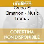 MUSIC FROM ARGENTINA - FOLK MUSIC & TANG  cd musicale di INSTITUTO EL CIMARRO