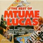 Various Artists - Best Of Mtume/Lucas cd musicale di MTUME & LUCAS