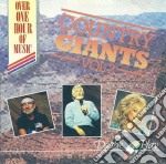 Various - Country Giants 2 cd musicale