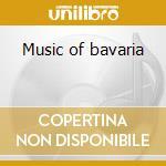 Music of bavaria cd musicale