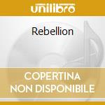 Rebellion cd musicale di Bob Marley