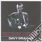 FOLK, BLUES & BEYOND cd musicale di GRAHAM DAVY
