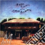 ANDY ROBERTS & THE GREAT STAMPEDE cd musicale di ROBERTS ANDY & THE G