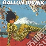 Gallon Drunk - Tonite The Singles Bar cd musicale di Drunk Gallon