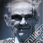 Jakko - Are My Ears On Wrong cd musicale di Jakko