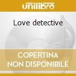 Love detective cd musicale di Strap Arab