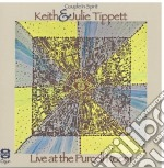 Keith And Julie Tippett - Live At The Purcell Room cd musicale di TIPPETT KEITH & JULIE