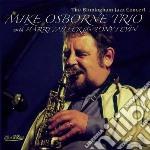 Birmingham jazz concert cd musicale di Mike Osborne