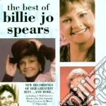 Billie Jo Spears - The Best Of Billie Jo Spears cd musicale di Spears billie joe