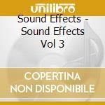 Effetti sonori 3 cd musicale