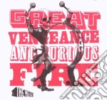 Heavy - Great Vengeance & Furious Fire cd musicale di HEAVY
