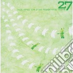 27 - Holding On For Brighter cd musicale