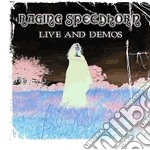 LIVE AND DEMOS cd musicale di RAGING SPEEDHORN