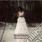 Nosferatu - Wonderland cd musicale di NOSFERATU