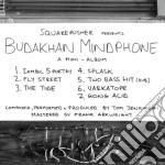 Squarepusher - Budakhan Mindphone cd musicale di SQUAREPUSHER