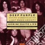 Deep Purple - Gemini Suite Live cd musicale di DEEP PURPLE
