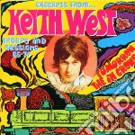 West, Keith - Excerpts From Groups & Sessions 1965-197 cd musicale di Keith West