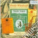 WIEDOEFT RUDY INTERPRETA cd musicale