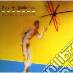 Quando Quango - Pigs & Battleships + Singles cd musicale di Quango Quando